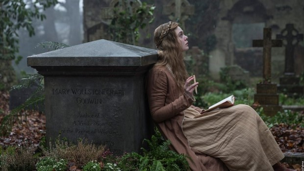 Mary Shelley (Filme)