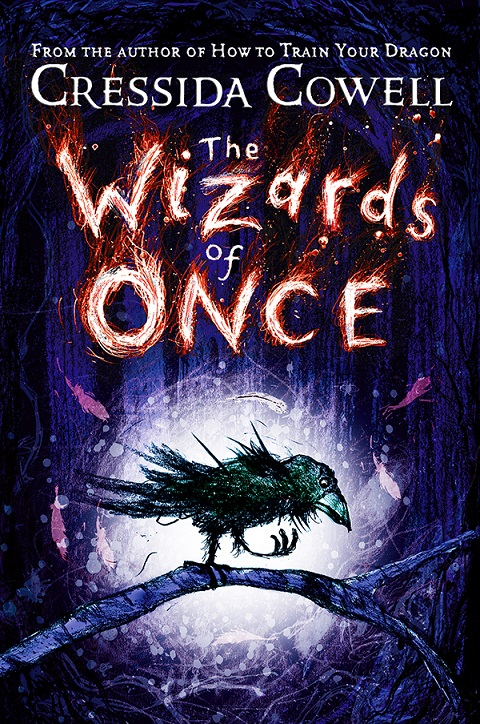 The Wizard of Once - Cressida Cowell