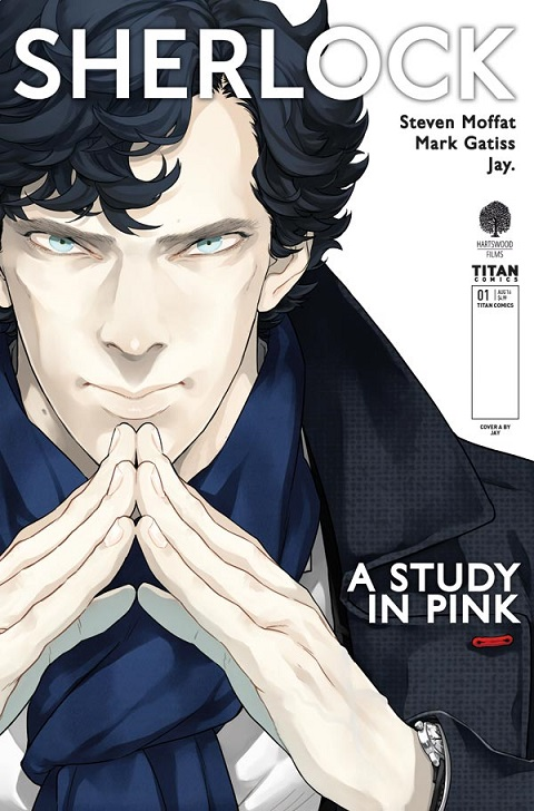 A Study in Pink - Jay