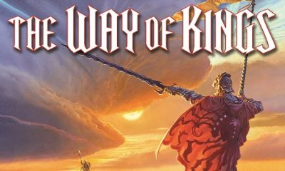 The Way of Kings - Brandon Sanderson [DESTAQUE]